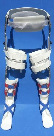 HKAFO (Hip Knee Ankle Foot Orthosis)